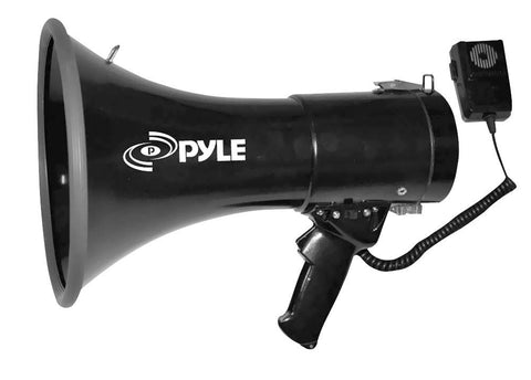 Pyle Pmp53In 50 Watts Professional Piezo Dynamic Megaphone W/3.5Mm Aux-In For Digital Music/ipod