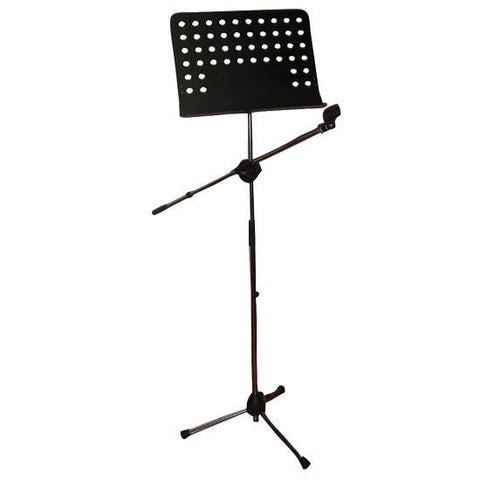 Pylepro (Pmsm9) Heavy Duty Tripod Microphone And Music Note Stand Stands