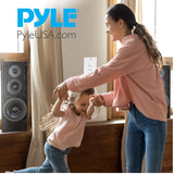 PYLE PVCS2 In-Wall Speaker Selector Switch, Wall Plate Speaker Control