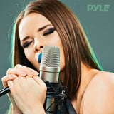 Pyle (Psm05) Anti-Vibration Studio Microphone Shock Mount Mic Angle/tilt Adjustable Stands & Mounts