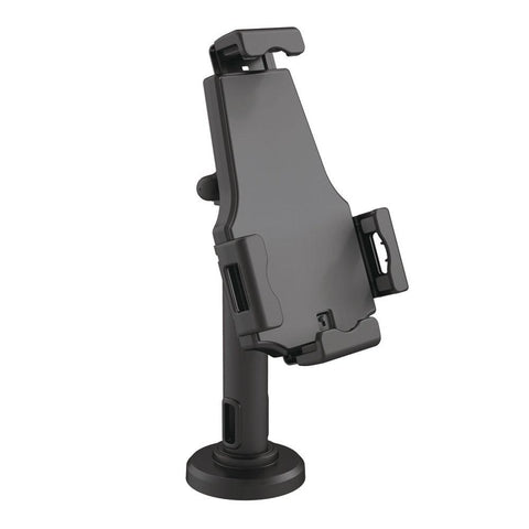 Pyle Pspadlk8 Universal Anti-Theft Ipad/tablet Stand For Public Display W/ Cable Management Stands