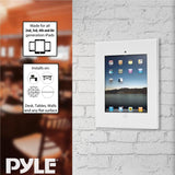Pyle Pspadlkw06 Security Ipad/tablet Device Public/home Wall Display Frame Holder Mount Stands
