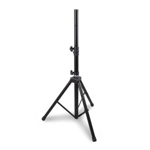 Pyle Pstnd1 Tripod Speaker Stand Holder Mount Extending Height Adjustable Steel Construction Stands