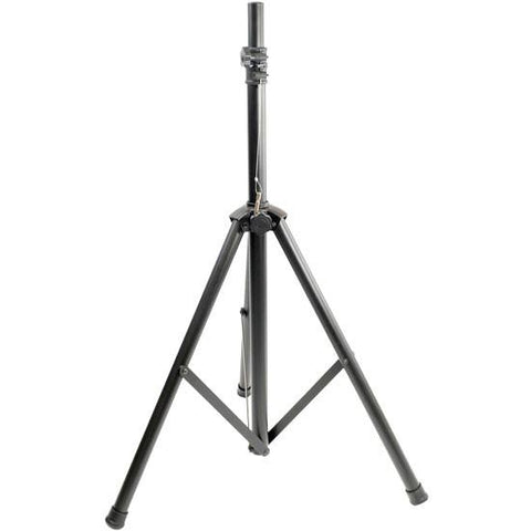 Pyle Pstnd2 Tripod Speaker Stand Height Adjustable - 6Ft Dj Speakers