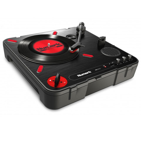 Numark Pt01 Scratch Portable Turntable With Dj Switch