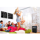 Pyle (Pwmab250Bk) 300 Watt Bluetooth 6.5 Portable Pa Speaker System With Built-In Rechargeable