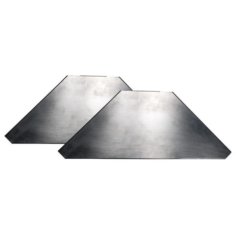 American Dj Adj Pro Shelf Aluminium Top Corner For The Event Tables (Pair) Accessories