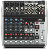 Behringer Xenyx Q1202Usb 12-Input 2 Bus Mixer With Usb/audio Interface Audio