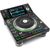Denon Dj Sc5000M Prime Pro Media Player With Motorized Platter And 7 Multi-Touch Display Controller