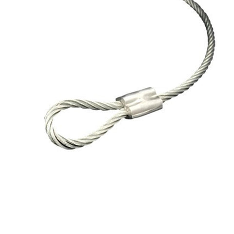 Steel Wire Safety Ropes Security Cables for LED PAR
