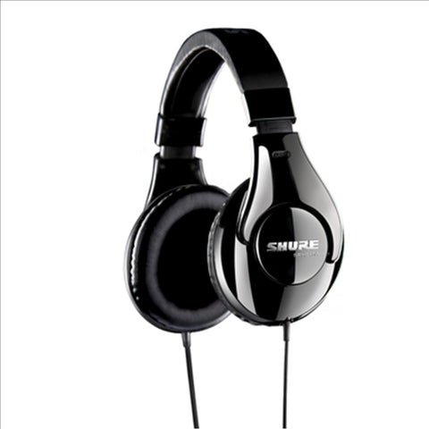 Shure Srh240A Professional Quality Heaphones Closed-Back Design Headphones