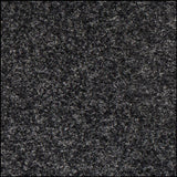 Audio Carpet For Speaker Box Cabinet Or Use Automotive Liner - Charcoal Grey Black / 5Ft Accessory