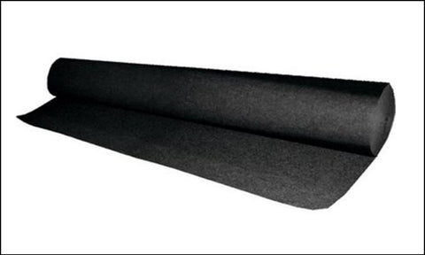 Audio Carpet For Speaker Box Cabinet Or Use Automotive Liner - Charcoal Grey Black Accessory
