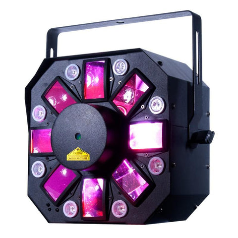 American Dj Stinger Ii Dmx 3-In1 Effects Led Party Stage Light Lighting