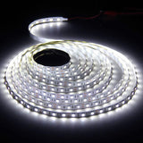 LED Strip/Tape Super Bright Tri-Light 5050 SMD IP33 or IP65 Rated, 300 LED's, 5 Meters - Assorted Colours - expert island