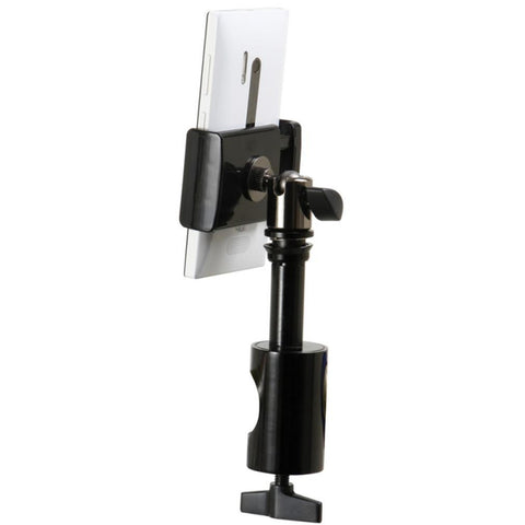 On-Stage Tcm1901 Universal Device Holder W/ U-Mount Round Clamp Stands & Mounts