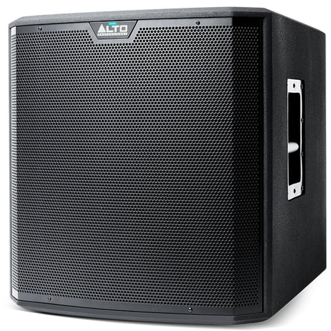 Alto Professional Ts215S 1250 Watt 15 Powered Subwoofer