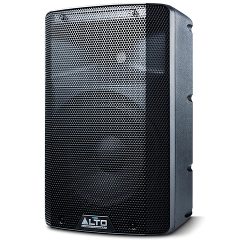 Alto Tx210 300-Watt 10-Inch 2-Way Powered Loudspeaker Speaker