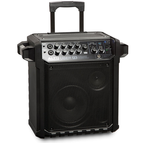 ALTO UBER FX 100-Watt Portable Rechargeable Bluetooth PA System with 15 Effects