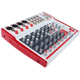 BLASTKING ULTRAMIX-12USB 12-Channel Analog Stereo Mixing Console