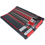 BLASTKING ULTRAMIX-16FX 16-Channel Analog Stereo Mixing Console