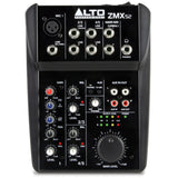 Alto Zephyr Zmx52 5-Channel Compact Mixer Audio