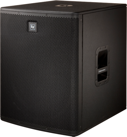 Electro-Voice Ev Elx118P Powered 18-Inch Subwoofer Powered Subwoofer