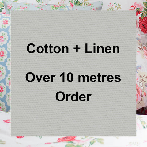 Cotton + Linen ( 10m min order ) - Digetex - Cotton + Linen