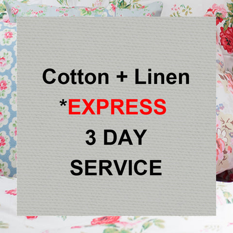 Cotton + Linen *EXPRESS 3-5 Day Delivery - Digetex - Cotton + Linen