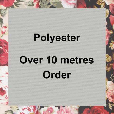 Polyester ( 10m min order ) - Digetex - Polyester