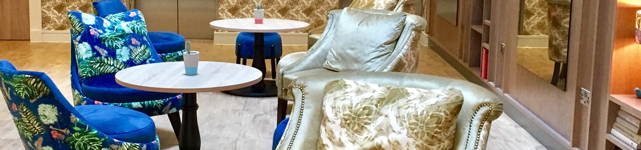 Contract Fabrics Furnishings and Wallpapers