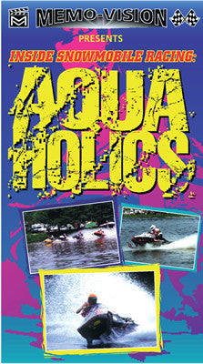 1997 AQUAHOLICS Extreme Snowmobile DVD