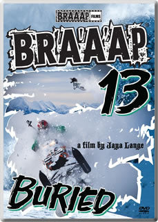 BRAAAP - 13 Extreme Snowmobile DVD