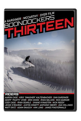 Boondockers 13 | Extreme Snowmobile DVD | Shipping Now!
