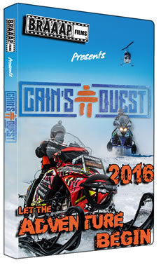 Cain's Quest | Extreme Snowmobile DVD