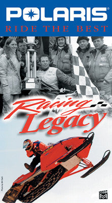 1999 POLARIS RACING LEGACY Extreme Snowmobile DVD
