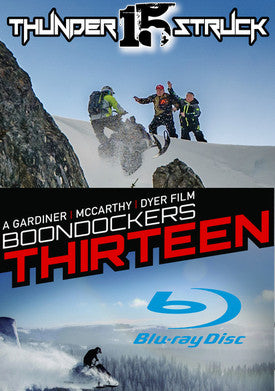 Thundersruck 15 | Boondockers 13 Blu Ray Combo - Shipping Now