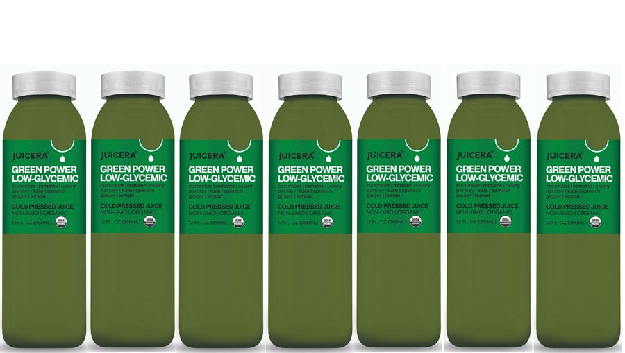 Green Power Low Glycemic Pack