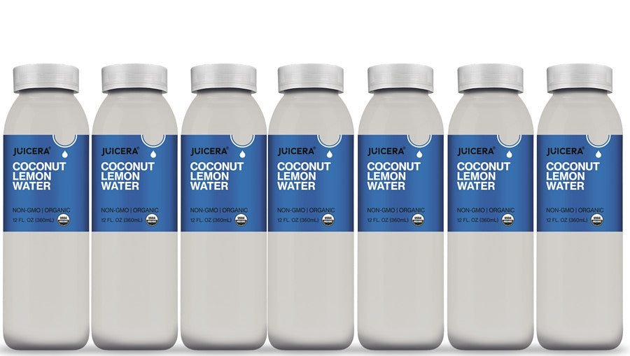 Coconut Lemon Water Pack