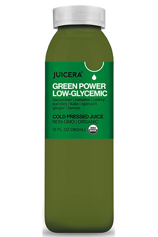 Green Power Low Glycemic