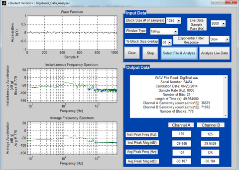 MATLAB and Android Synergy – Digiducer Inc