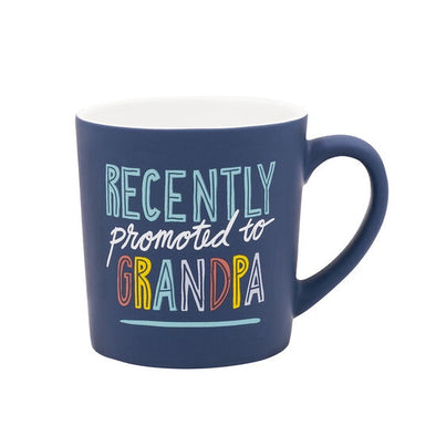 Promoted to Grandpa Mug