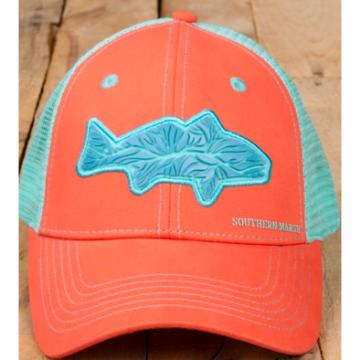 Southern Marsh Trucker Hat - Delta