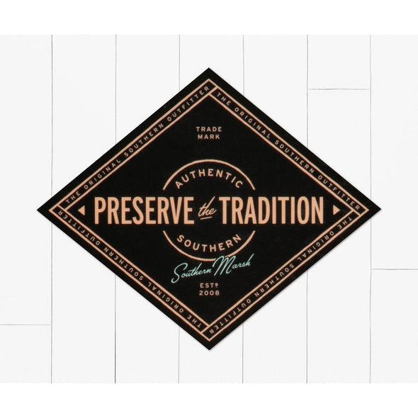 Southern Tradition Retro Sticker