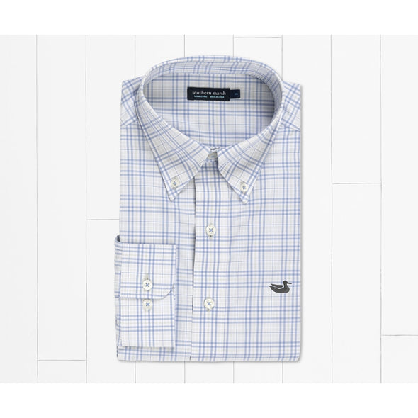 Charlotte Windowpane Shirt