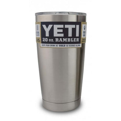 Yeti Rambler 20oz - Patriot Jacks Outfitters