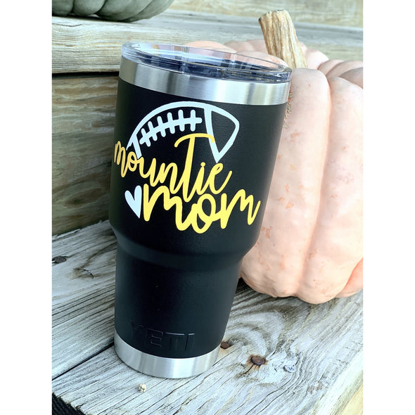 Mountie Mom 30oz Yeti - Patriot Jacks Outfitters