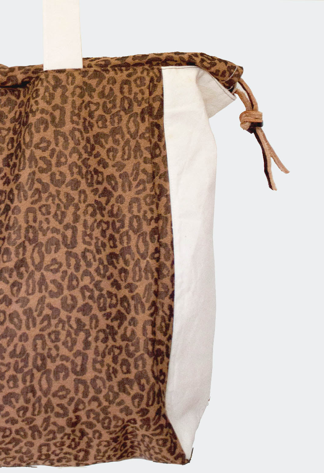 Shopping Bag NSB Leopard - NuriaSerraBarcelona