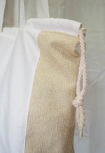 Shopping Bag NSB BLANCO - NuriaSerraBarcelona