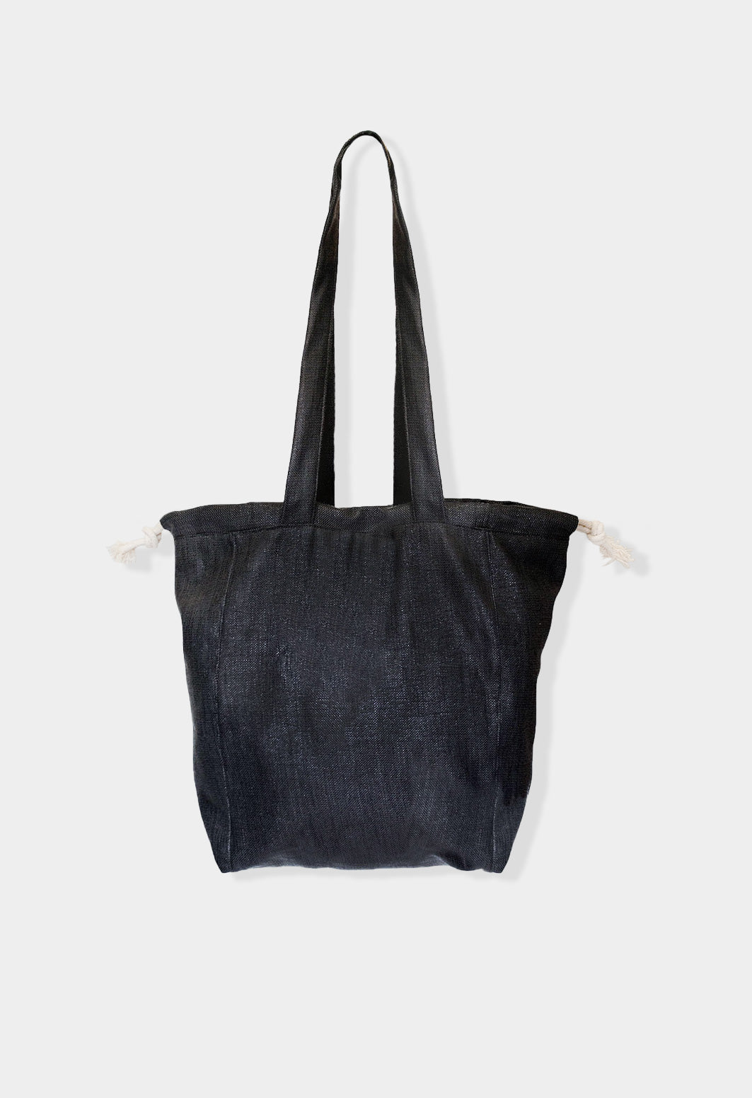 Bolso shopping color negro